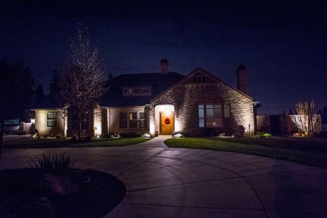 Landscape Lighting Evergreen Landscape Service